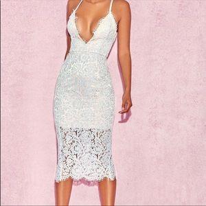 Bondage Lace dress
